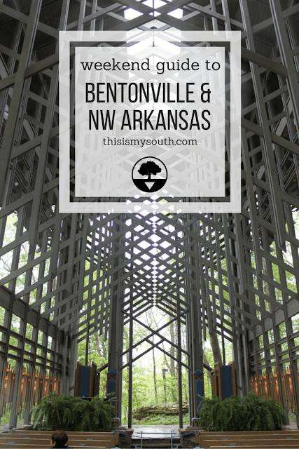 Weekend Guide to Northwest Arkansas